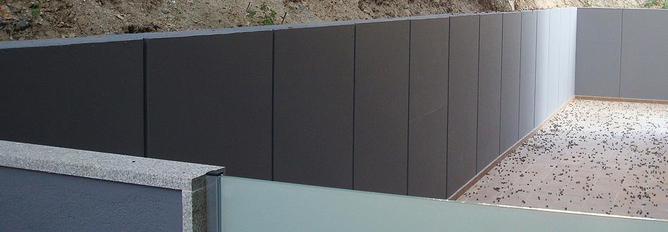Muro de bloques de hormigon precio beautiful finest for Cobertizos prefabricados metalicos